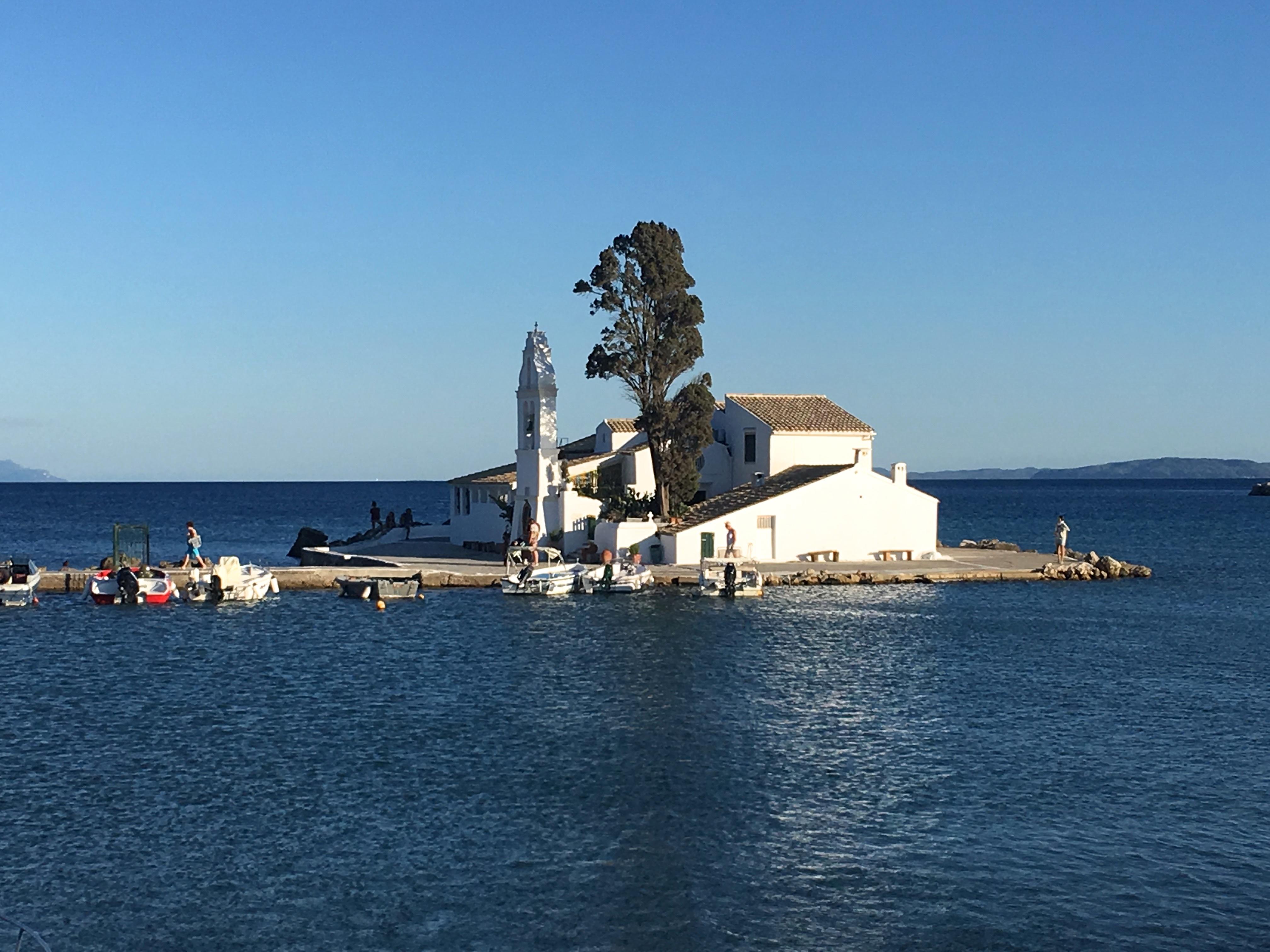 Korfu – Sissi und die Kumquat